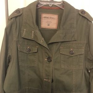 ❤️SALE 3/$15 JACKET NORTH RIVER OUTFITTER GREEN